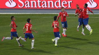 Meciuri nebune la Copa America: Chile 3-3 Mexic, Ecuador 2-3 Bolivia, azi-noapte! Un fost stelist, titular in nationala Boliviei