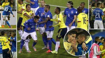 ROSU INCREDIBIL pentru Neymar! Columbia a invins Brazilia la Copa America si s-a razbunat pentru eliminarea de la CM! VIDEO
