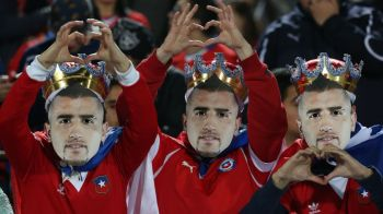 Cu Vidal titular, Chile a facut spectacol la Copa America: 5-0 cu Bolivia! Mexicul este prima eliminata, dupa 1-2 cu Ecuador: VIDEO