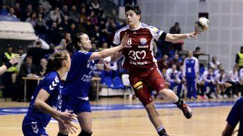 Veste excelenta: Romania va avea doua echipe in Liga Campionilor la handbal feminin! Vicecampioana HCM Baia Mare a primit un wild-card