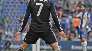 Drepturile de imagine ale lui Ronaldo au fost cumparate de patronul unei echipe din La Liga! Cum a fost posibil asta