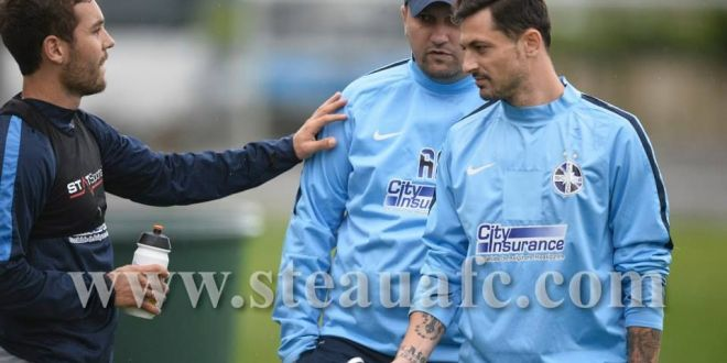 Unul e DA, altul e BA | Steaua a facut astazi un transfer, insa n-a reusit sa-si ia si atacant! Singura varianta pentru ofensiva in acest moment