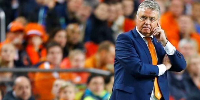Decizie de ULTIMA ora a lui Guus Hiddink! Si-a dat demisia de la nationala Olandei. Cine ii ia locul