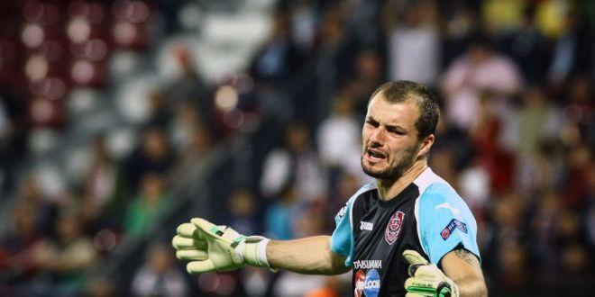 Singura solutie ca Steaua sa il aduca pe Felgueiras. Dezvaluirea facuta de Duckadam despre fostul portar de la CFR