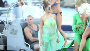 Cine este noul iubit al lui Nicole Scherzinger. E cu 14 ani mai mic si joaca la Olympiacos
