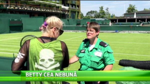 Aparitie incredibila la Wimbledon! O jucatoare a sfidat toate regulile. Cum a venit imbracata pe teren