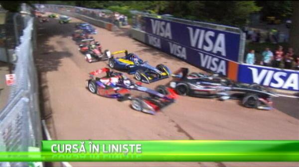 Cea mai ciudata cursa din lume. Cum arata prima cursa de FORMULA E unde masinile nici nu se aud