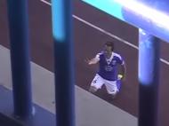 A marcat si s-a insurat | Cerere nebuna in casatorie a unui fotbalist: a dat gol, apoi a alergat ca un nebun catre iubita sa :)