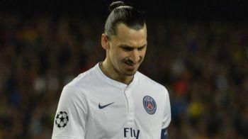 """Anunt BOMBA in Franta: """"Adio, multumim pentru tot!"""" Ce se intampla cu Ibrahimovic"""