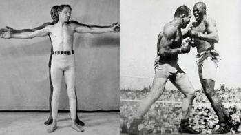 Povestea incredibila din spatele acestei fotografii facute in 1909. Ce s-a intamplat dupa un meci de box de acum peste 100 de ani