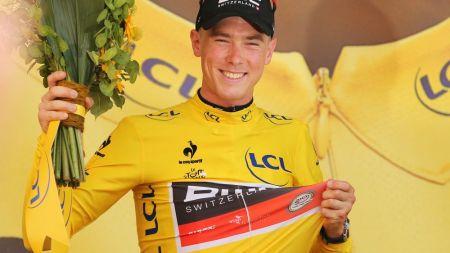 FOTO | Editia a 102-a a Turului Frantei a debutat, Rohan Dennis le-a  furat  contratimpul de la Utrecht lui Cancellara si Martin
