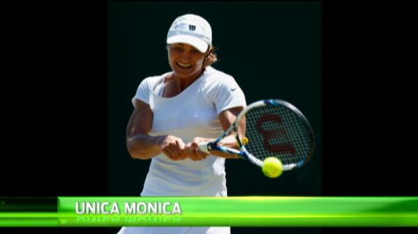 """Sunt smechera, UNICA!"" Monica Niculescu a facut SHOW cu Mats Wilander la Wimbledon! VIDEO"