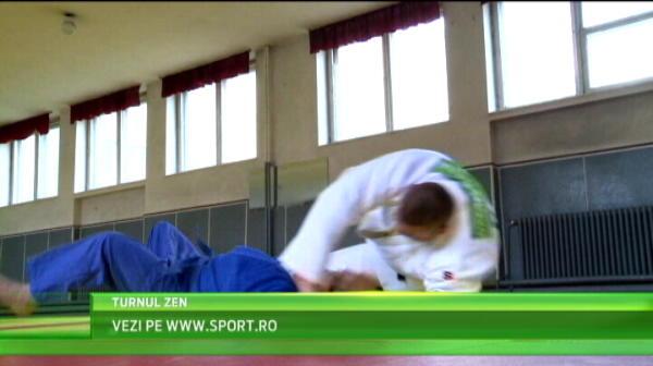 Are peste 150 de kg si 2 metri inaltime si a refuzat trupele speciale pentru Romania! Povestea judokanului care viseaza la aurul olimpic