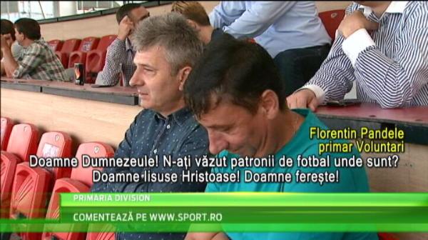 Liga I se transforma in PRIMARIA Division! Cu mai multi primari decat patroni, fotbalul romanesc e unic in Europa