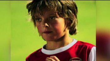 Radoi nu a venit singur la Steaua! L-a adus si pe fiul sau, care a inceput fotbalul la arabi! VIDEO