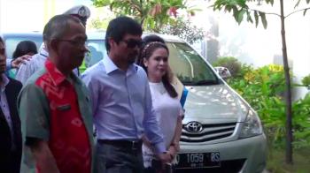 Momente emotionante pentru Pacquiao intr-o inchisoare din Malaezia! A vizitat o condamnata la moarte