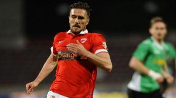 """""""Vedem daca raman la Dinamo!"""" Rednic il poate pierde pe Alexe! Anuntul surpriza al jucatorului la finalul meciului cu ASA"""