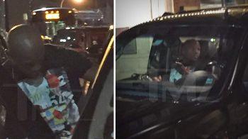 Floyd Mayweather, implicat intr-un accident auto! Una din masinile americanului a lovit un motociclist! FOTO