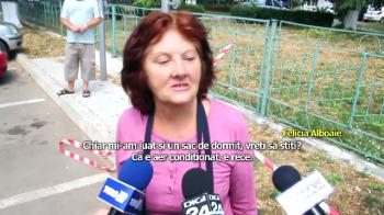 """Are 64 de ani si se va infrunta cu cei mai rai ultrasi din Polonia! Cum a ajuns tanti Felicia din Romania """"LIDER DE GALERIE"""""""