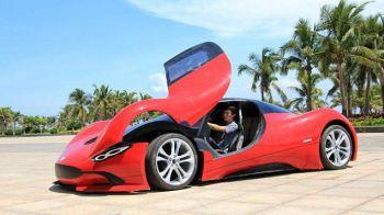 Arata bestial si costa mai putin decat un Logan! Secretul din spatele celei mai spectaculoase masini de 4000 €