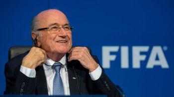 De la FIFA la radio   Blatter, decizie incredibila luata dupa doua decenii in fruntea Federatiei internationale