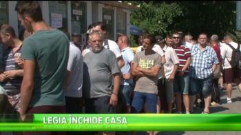 "Viseaza la o revenire GROZAVA   Botosanenii au epuizat deja biletele pentru returul cu Legia si anunta: ""Luptam pana la capat"""