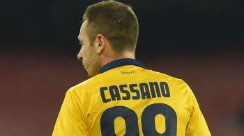 Cum vrea Zenga sa evite un caz Tamas la Sampdoria. Clauza incredibila pe care i-a pus-o lui Cassano