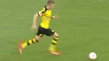 Gol senzational marcat de Reus cu Juventus! A traversat TOT TERENUL cu mingea si a lasat apararea fara replica