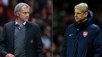 """Wenger ar trebui sa-si ia un calculator"". Mourinho iese la atac inaintea Supercupei Angliei: Arsenal - Chelsea e LIVE la Sport.ro"