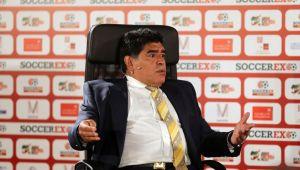 """Maradona a anuntat oficial ca va candida la presedintia FIFA: """"Vreau sa opresc MAFIA!"""""""