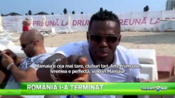 """Bonjasky s-a mutat pe litoralul romanesc: """"Mamaia e cea mai tare!"""" Gala VERII e sambata seara la Sport.ro de la 20:00!"""