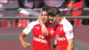 Arsenal, SUPERCAMPIOANA Angliei dupa 1-0 cu Chelsea pe Wembley! Chamberlain a marcat un gol superb! VIDEO