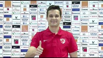 A fost aproape de Bayern, iar Iniesta este idolul sau. Primul mesaj al croatului Palic dupa transferul la Dinamo