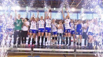 "Baia Mare, capitala handbalului romanesc. HCM si Minaur au luat Supercupa la feminin si masculin. HCM si-a luat revansa in fata ""galacticelor"" de la CSM"