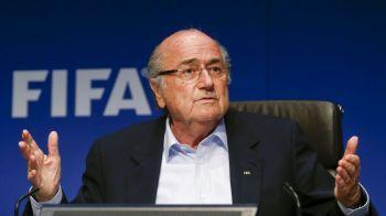 """Blatter, gata sa pledeze pentru NEBUNIE :) """"Sunt curat si FIFA nu este corupta!"""" Afirmatii halucinante din partea elvetianului"""