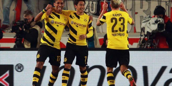 OFICIAL   Borussia Dortmund a vandut un jucator important la o rivala din campionat! Tottenham a luat un sudcoreean cu 30 de milioane