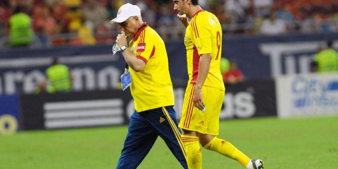 Surprize mari: Iordanescu i-a exclus din lot pe Marica si Tanase! Stranierii pentru meciurile cu Ungaria si Grecia