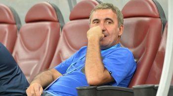 """""""Steaua nu are nevoie de asa ceva, trebuia sa avem penalty"""". Hagi, suparat dupa ce Viitorul a pierdut primul meci in acest sezon"""
