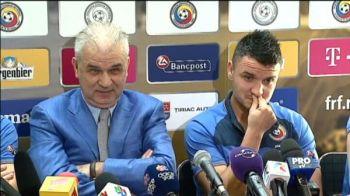 Dialog SENZATIONAL intre Iordanescu si Budescu: 'L-am sunat de ziua lui. M-a luat: Da cine-i la telefon? Ce vrei, ba, de la mine?