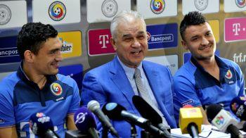 "Accidentarile ii dau batai de cap lui Iordanescu: ""Chiri, Claudiu si al treilea imi scapa acum, au probleme!"" VIDEO"