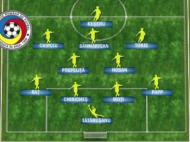 Marea surpriza a lui Iordanescu in echipa de start? Cum ar putea arata nationala Romaniei cu Ungaria