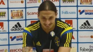 """""""Cel mai bine ma simt cand stiu ca te DOARE PE TINE!"""" Atac incredibil al lui Zlatan la adresa unui reporter. Vezi momentul VIDEO"""
