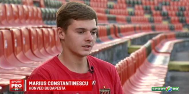 Interviu   Pustiul roman care joaca la cea mai tare academie din Ungaria, insa viseaza sa joace pe National Arena:  Vreau sa dau goluri din pasele lui Maxim
