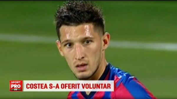 """A fost unul dintre cele mai scumpe transferuri facute de Steaua, dar cariera lui a ajuns intr-un punct critic! Cu ce echipa a ajuns sa se antreneze """"Nila"""" Costea"""