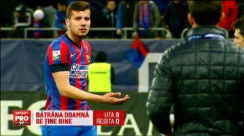 "Primul patron, manager, antrenor si jucator din Romania! Tucudean, asteptat sa implineasca visul unui oras: ""Vrem UTA in Liga I"""