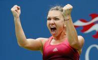 FIGHTER GIRL Simona! Halep a facut cel mai tare meci de la US Open! Reactii formidabile dupa o victorie magica