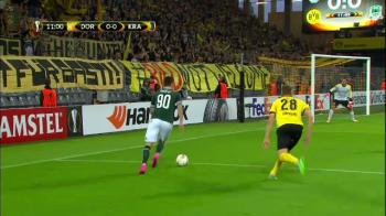 SUPER VIDEO! Victorie dramatica pentru Dortmund si cum si-a umilit Lallana adversarii. Momentele geniale din Europa League
