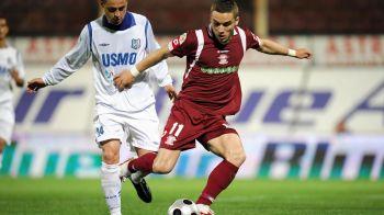 In 2010 ajungea in Germania, acum revine gratis in liga a doua. Rapidul se intareste cu un atacant in cursa pentru promovare