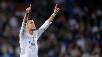 FOTO | Cum arata echipa etapei a II-a din Liga Campionilor. Ronaldo conduce atacul dupa golul 501 al carierei, eroul lui BATE ii este coleg