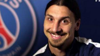 """Numele meu e Ibrahimovic. Hai sa va arat ce stiu sa fac!"" Fazele senzationale cu care Zlatan sarbatoreste de ziua sa. VIDEO"